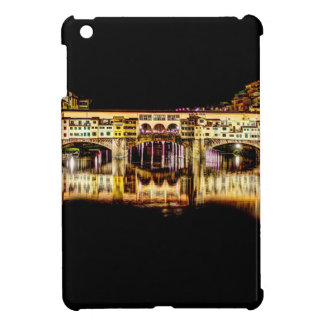Ponte Vecchio by night iPad Mini Cases