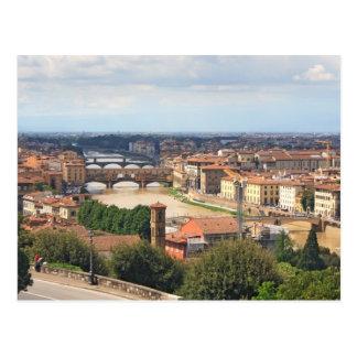 Ponte Vecchio de Florencia Postal