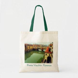 Ponte Vecchio Florence Bag
