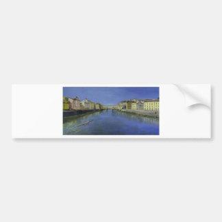 Ponte Vecchio, Florence, Italy Bumper Sticker
