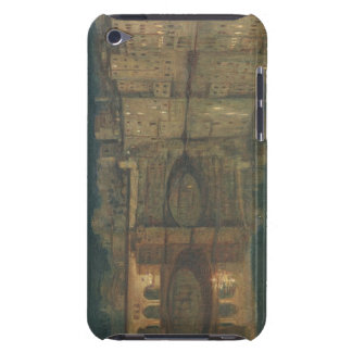 Ponte Vecchio, Florence (oil on canvas) iPod Touch Cover