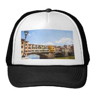 Ponte Vecchio - Florence Trucker Hat