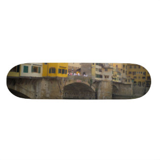 Ponte Vecchio, Florence, Tuscany, Italy Skateboard