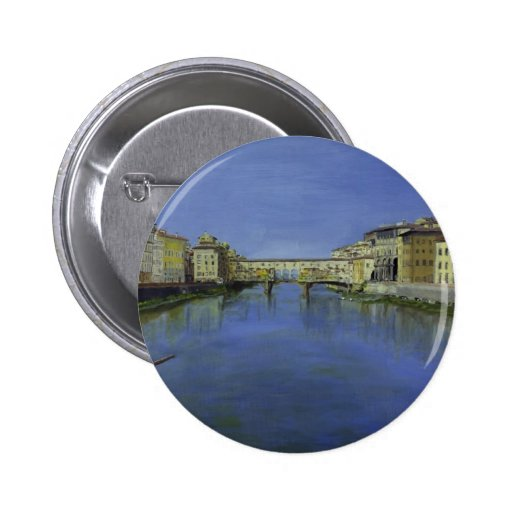 Ponte Vecchio, Florencia, Italia Pins