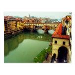 Ponte Vecchio - Florencia Postal