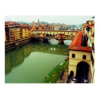 Ponte Vecchio - Florencia Tarjetas Postales