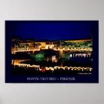Ponte Vecchio Impresiones