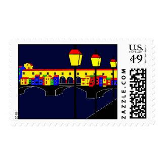 Ponte Vecchio Inspirations Postage