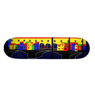 Ponte Vecchio Inspirations Skateboard