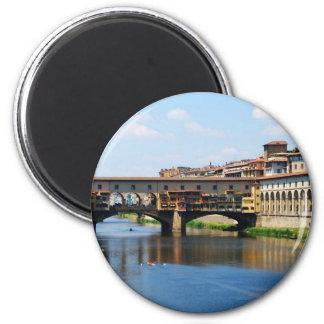 Ponte Vecchio Magnet