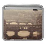 Ponte Vecchio y Arno Funda Para iPads