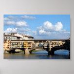 Ponte Vechio Poster