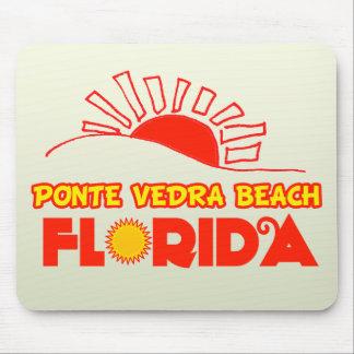 Ponte Vedra Beach, Florida Mousepad