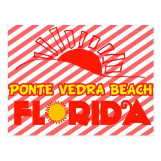 Ponte Vedra Beach, Florida Postcard