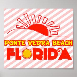 Ponte Vedra Beach, Florida Poster