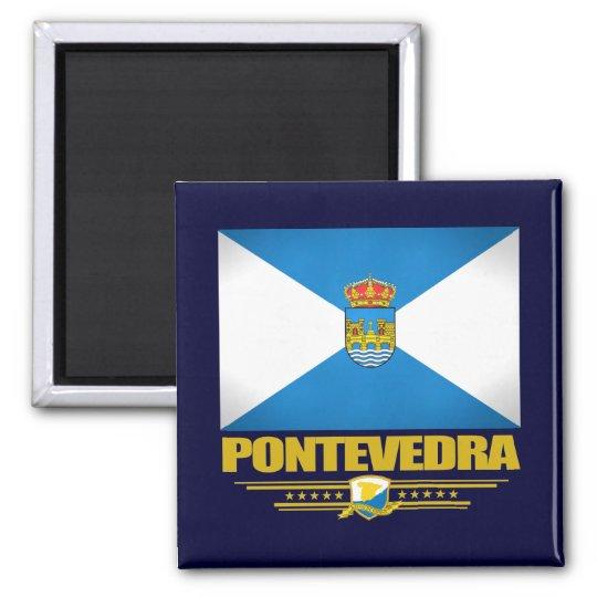 Pontevedra Imán Cuadrado