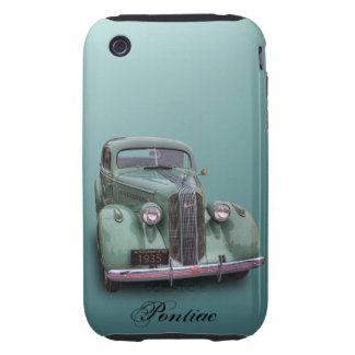 PONTIAC 1935 TOUGH iPhone 3 CÁRCASA