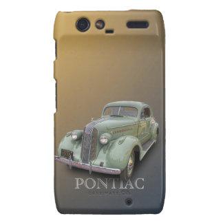 PONTIAC 1935 DROID RAZR FUNDAS