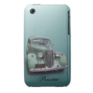 PONTIAC 1935 iPhone 3 CARCASAS