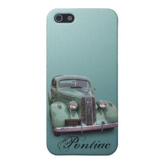 PONTIAC 1935 iPhone 5 CÁRCASAS