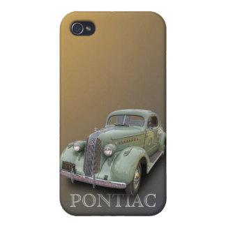 PONTIAC 1935 iPhone 4 FUNDAS
