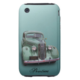 PONTIAC 1935 FUNDA THOUGH PARA iPhone 3