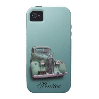 PONTIAC 1935 iPhone 4/4S CARCASA