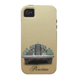 PONTIAC 1935 iPhone 4 CARCASA
