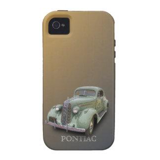PONTIAC 1935 VIBE iPhone 4 CARCASAS