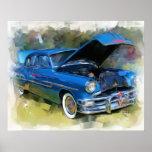 Pontiac 1953 posters