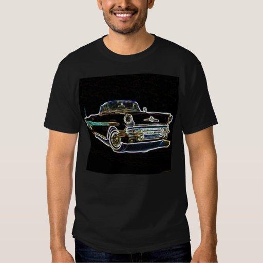 Pontiac 1957 remera