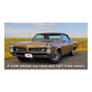 Pontiac 1967 GTO Posters