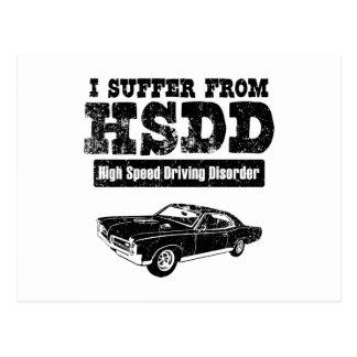 Pontiac 1967 GTO Postal