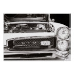 Pontiac 1967 GTO Poster