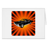 Pontiac 1967 GTO Tarjeta De Felicitación