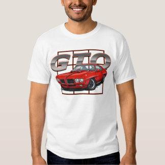 Pontiac 1970 GTO Remeras