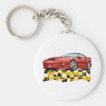 Pontiac 4th Gen Trans Am Keychains
