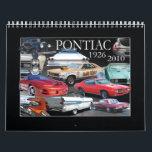 """PONTIAC CALENDAR- 2011 CALENDAR<br><div class=""""desc"""">Enjoy your Pontiacs all year long...  every day!</div>"""