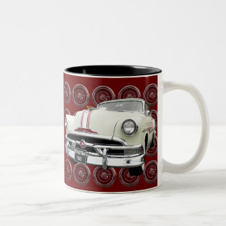 pontiac chieftain 53 mug
