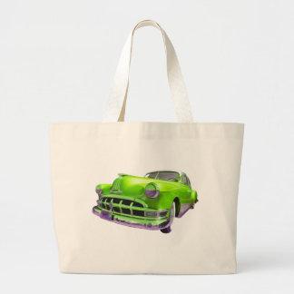 Pontiac clásico bolsa tela grande