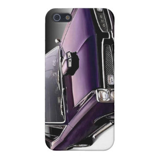 Pontiac Cover For iPhone SE/5/5s