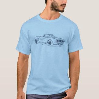 Pontiac Firebird 1968 convertible T-Shirt