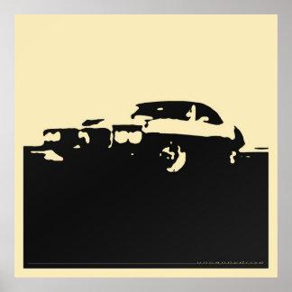 Pontiac Firebird, 1969 - ennegrézcase en el poster