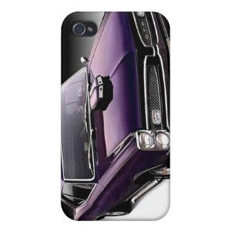 Pontiac iPhone 4 Cárcasa