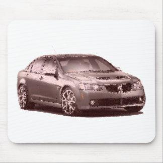 Pontiac G8 GXP agrietado Tapete De Raton