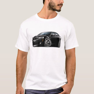 Pontiac G8 GXP Black Car T-Shirt