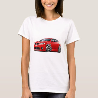 Pontiac G8 GXP Red Car T-Shirt