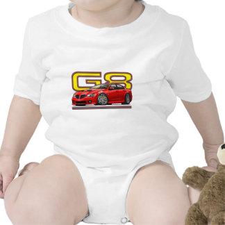 Pontiac_G8_red Traje De Bebé