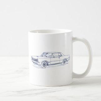 Pontiac GTO 1965 Mug