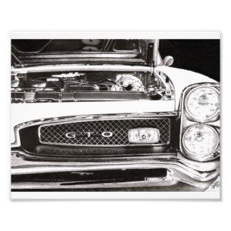 Pontiac GTO Fotografía